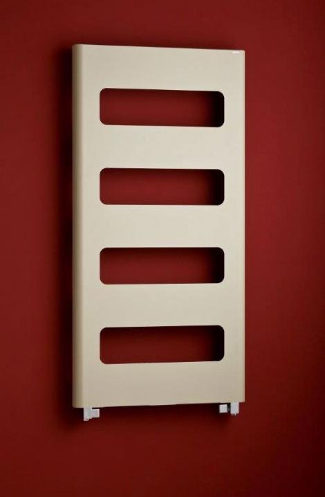 Koupelnový radiátor Retro - béžová - RTBE