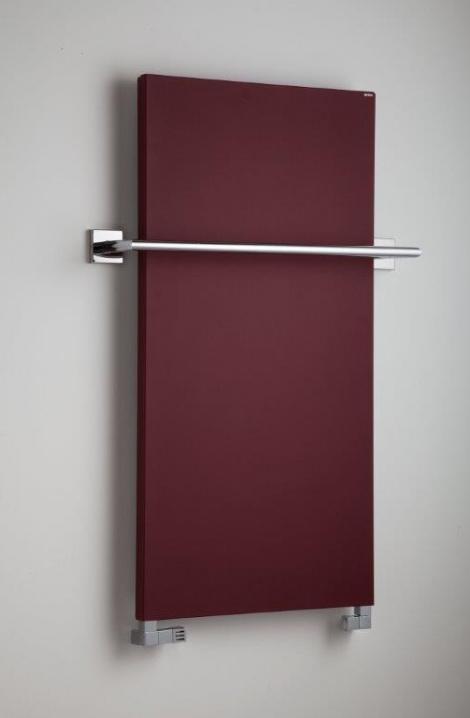 Koupelnový  radiátor Pegasus - bordó - PG5RE