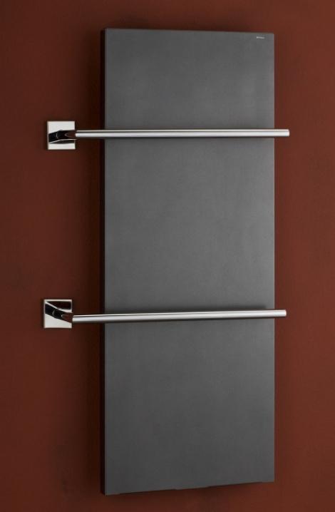 Koupelnový  radiátor Pegasus - antracit - PG6A