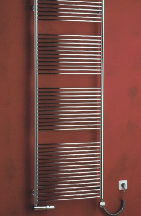Koupelnový radiátor Taifun - chrom - TS6C