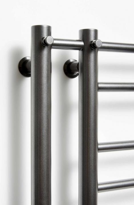 Koupelnový radiátor Theia - antracit