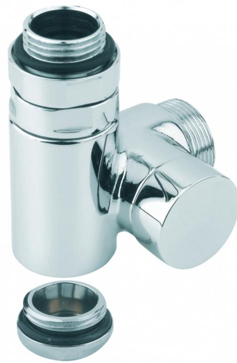 Ventil COMBI EK ke koupelnovým radiátorům II