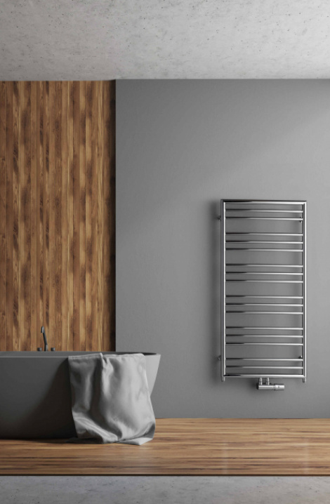 Koupelnový  radiátor  Sorano  Frame  -  SNF4C