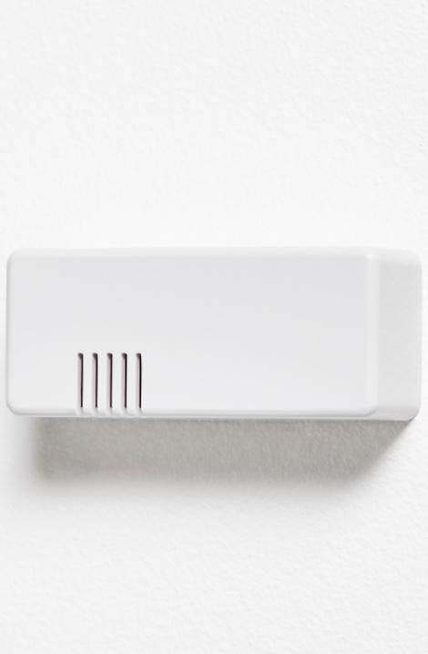 sensor - bílý