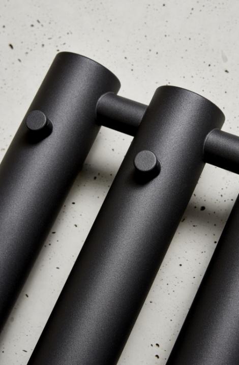 Detail Reosendal - černá