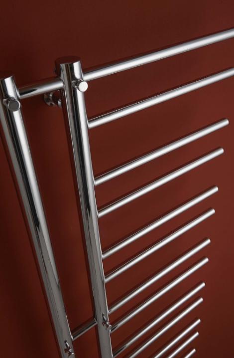 Kúpeľňový radiátor Theia  -  chrom